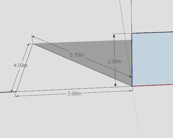 不同方法算出的阴影长度能差多少?