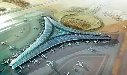 涨面儿!国内飞机场的这些太阳能照片,你肯定没见过