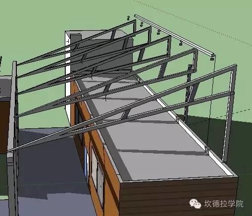 【金笔征文之锦山讲施工】手把手教你自建20kW光伏屋顶一体化电站
