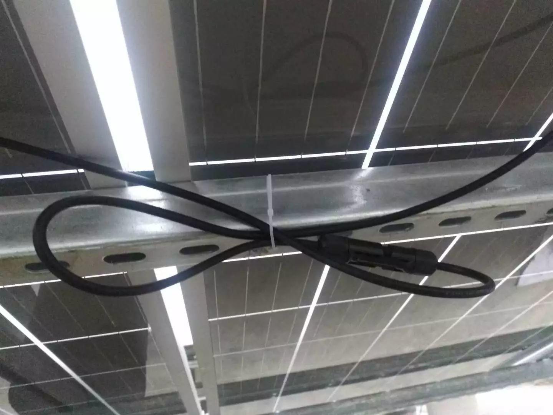 光伏电缆敷设方式大讨论