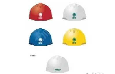 安全帽不能乱戴,不同颜色代表不同身份