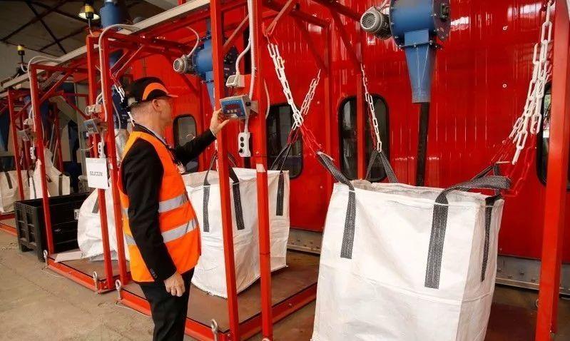 欧洲首家光伏板回收厂,动图了解如何高效回收